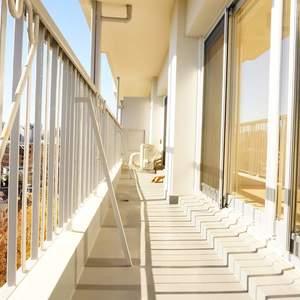 クレセントマンション(8階,7299万円)のバルコニー