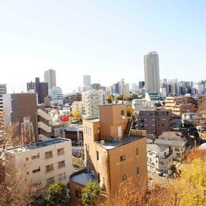 クレセントマンション(8階,7299万円)のお部屋からの眺望