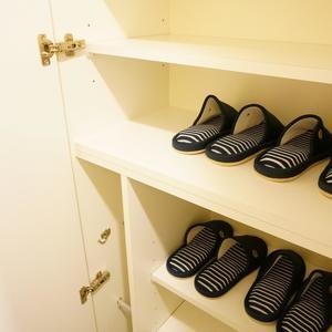 スカイコート神楽坂参番館(3階,4590万円)のお部屋の玄関
