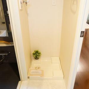 スカイコート神楽坂参番館(3階,4590万円)の化粧室・脱衣所・洗面室