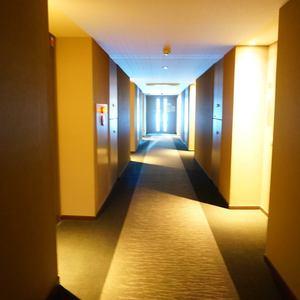 パークハウス中野アーバンス(1階,4780万円)のフロア廊下