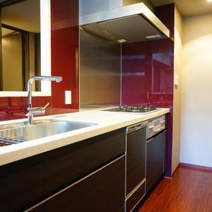 パークハウス中野アーバンス(1階,4780万円)のキッチン