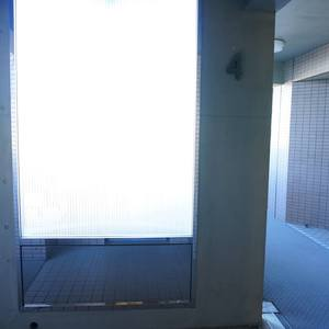 グランヴェルジェ蓮根(4階,)のフロア廊下(エレベーター降りてからお部屋まで)
