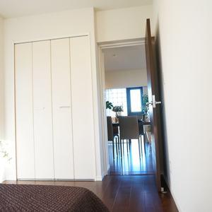 グランヴェルジェ蓮根(4階,)の洋室