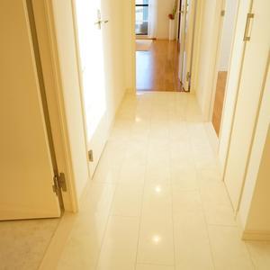 パシフィック小豆沢(4階,)のお部屋の廊下