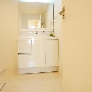 パシフィック小豆沢(4階,)の化粧室・脱衣所・洗面室