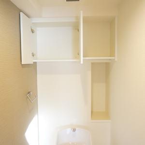 パシフィック小豆沢(4階,)のトイレ