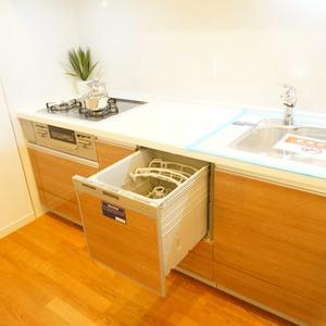 パシフィック小豆沢(4階,)のキッチン