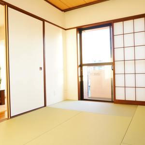 パシフィック小豆沢(4階,)の和室