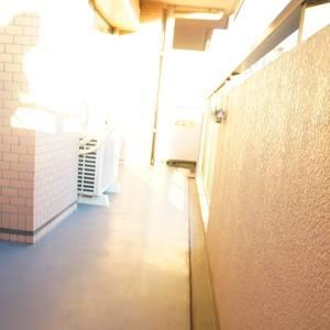 パシフィック小豆沢(4階,)のバルコニー