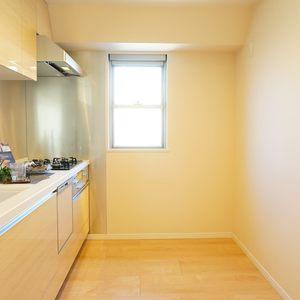 入谷アムフラット2(6階,4780万円)のキッチン