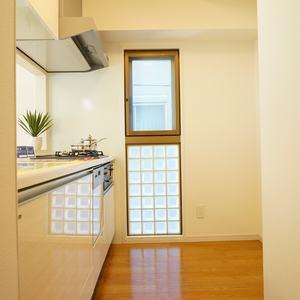 グランベル上野の杜(2階,)のキッチン