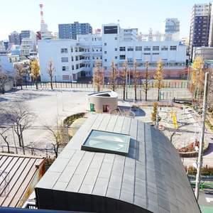 朝日シティパリオ三ノ輪(5階,)のお部屋からの眺望