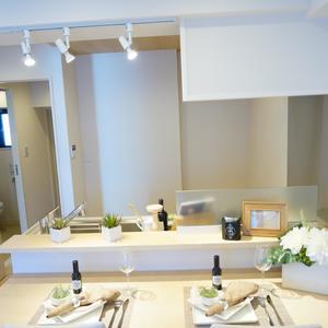 朝日シティパリオ三ノ輪(5階,)のキッチン