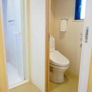 朝日シティパリオ三ノ輪(5階,2880万円)のトイレ