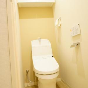 ライオンズシティ浅草(3階,3580万円)のトイレ