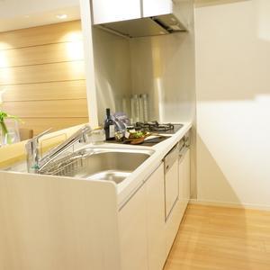 ライオンズシティ浅草(3階,3580万円)のキッチン