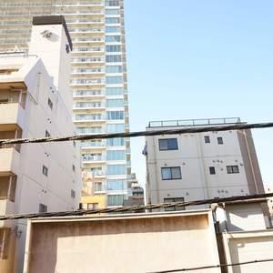 ライオンズシティ浅草(3階,3580万円)のお部屋からの眺望
