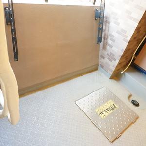 ライオンズシティ浅草(3階,3580万円)のバルコニー