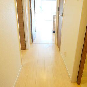 エグザ三ノ輪アヴェニール(4階,4299万円)のお部屋の廊下