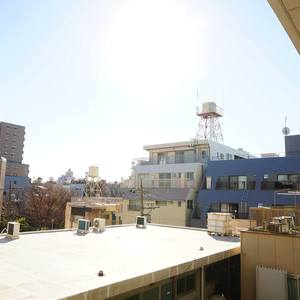 エグザ三ノ輪アヴェニール(4階,4299万円)のお部屋からの眺望