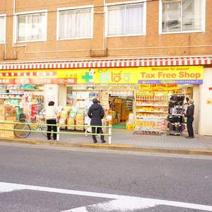 ライオンズマンション根岸東の周辺の食品スーパー、コンビニなどのお買い物