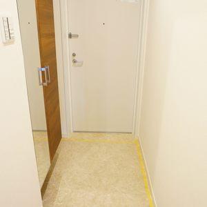 ライオンズマンション根岸東(3階,)のお部屋の玄関
