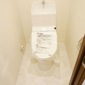 ライオンズマンション根岸東(3階,)のトイレ