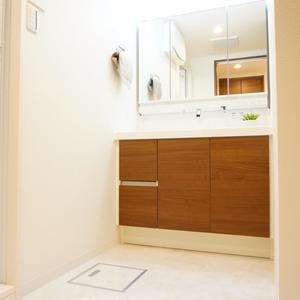 ライオンズマンション根岸東(3階,)の化粧室・脱衣所・洗面室