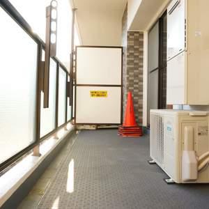 ライオンズマンション根岸東(3階,)のバルコニー