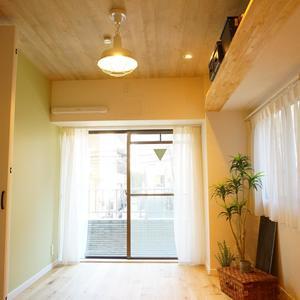 中銀マーブルマンシオン新宿5丁目(2階,3490万円)の洋室