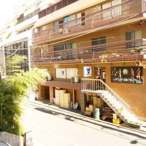 中銀マーブルマンシオン新宿5丁目(2階,3490万円)のお部屋からの眺望