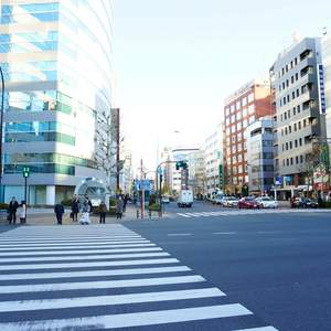 越前堀永谷マンションの最寄りの駅周辺・街の様子