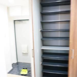 越前堀永谷マンション(12階,3280万円)のお部屋の玄関