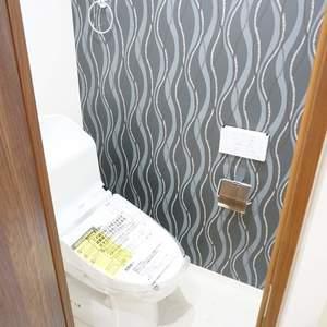 越前堀永谷マンション(12階,3280万円)のトイレ