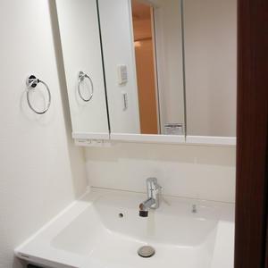 越前堀永谷マンション(12階,)の化粧室・脱衣所・洗面室