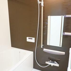 越前堀永谷マンション(12階,)の浴室・お風呂
