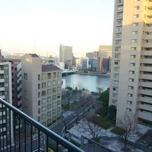越前堀永谷マンション(12階,3280万円)のお部屋からの眺望