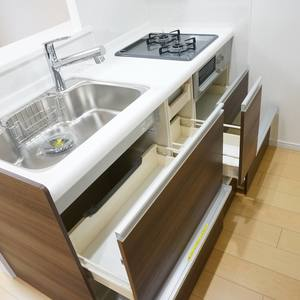 越前堀永谷マンション(12階,3280万円)のキッチン