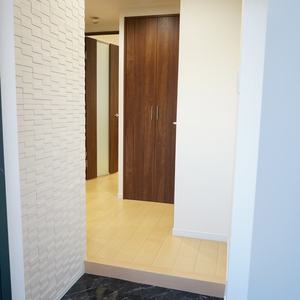 越前堀永谷マンション(12階,)のお部屋の玄関