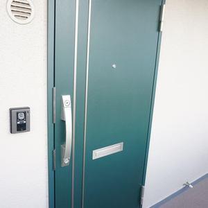 越前堀永谷マンション(12階,3280万円)のフロア廊下