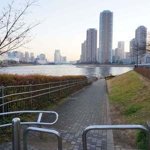 越前堀永谷マンションの近くの公園・緑地