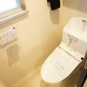 秀和富士見町レジデンス(4階,3780万円)のトイレ