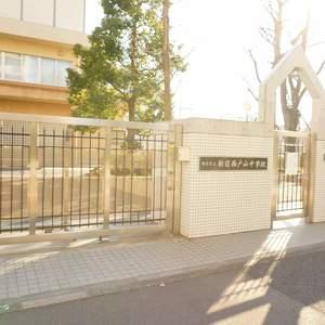 西戸山タワーホウムズノースタワーの保育園、幼稚園、学校