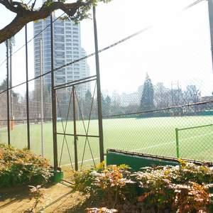西戸山タワーホウムズノースタワーの近くの公園・緑地