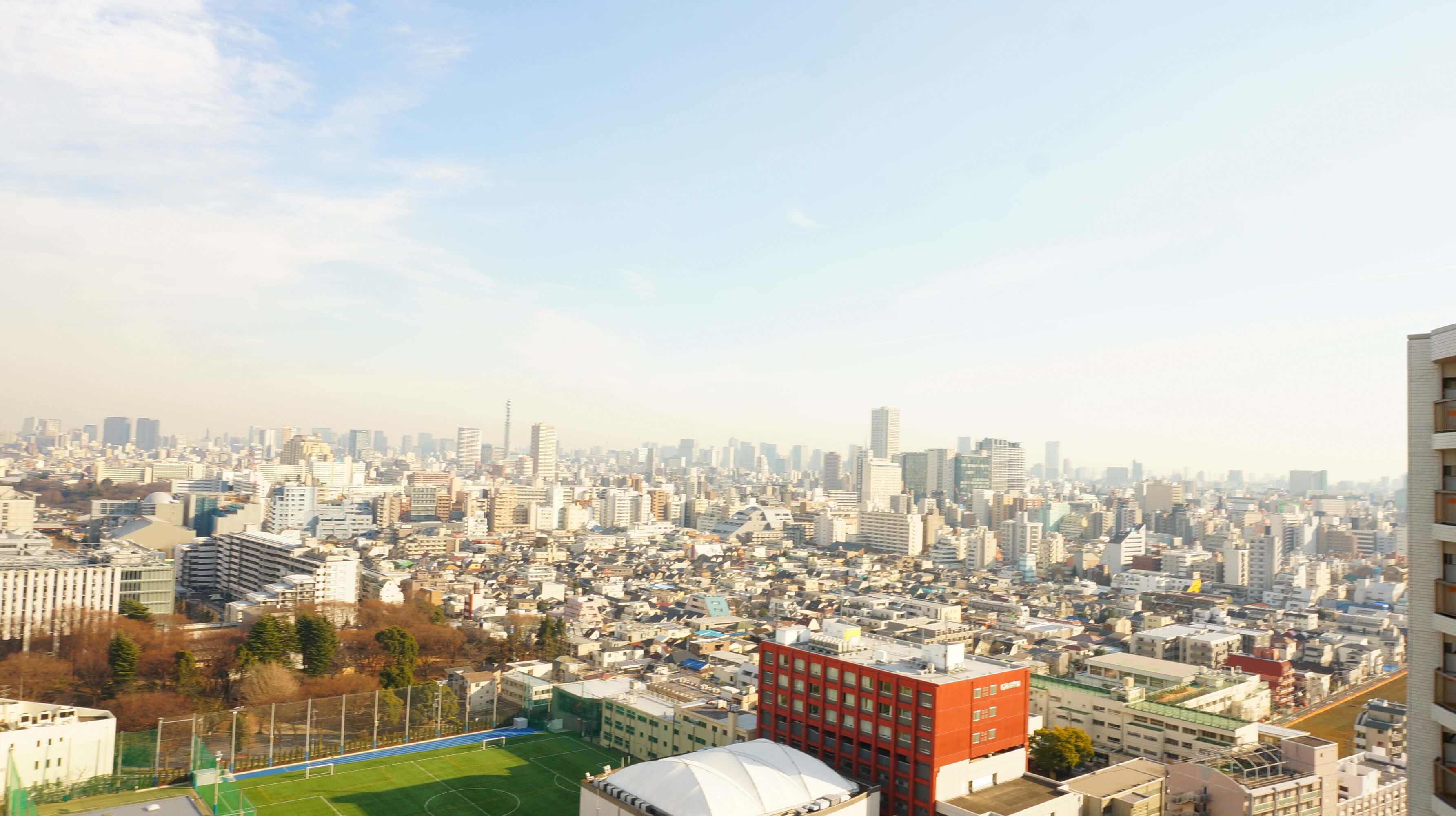 西戸山タワーホウムズノースタワー(24階,7280万円)1枚目