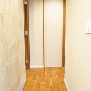 西戸山タワーホウムズノースタワー(15階,6790万円)のお部屋の廊下