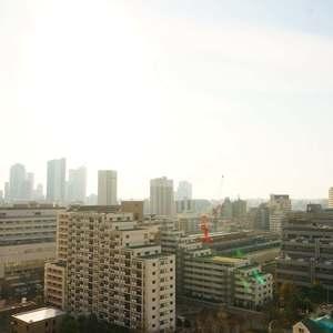 西戸山タワーホウムズノースタワー(15階,6790万円)のお部屋からの眺望