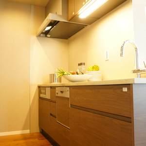 西戸山タワーホウムズノースタワー(15階,6790万円)のキッチン