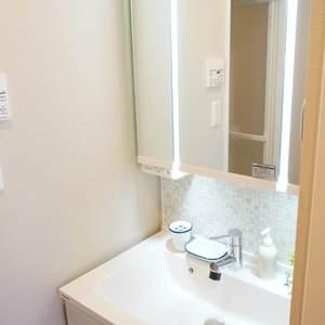 ウェスト早稲田マンション(4階,)の化粧室・脱衣所・洗面室